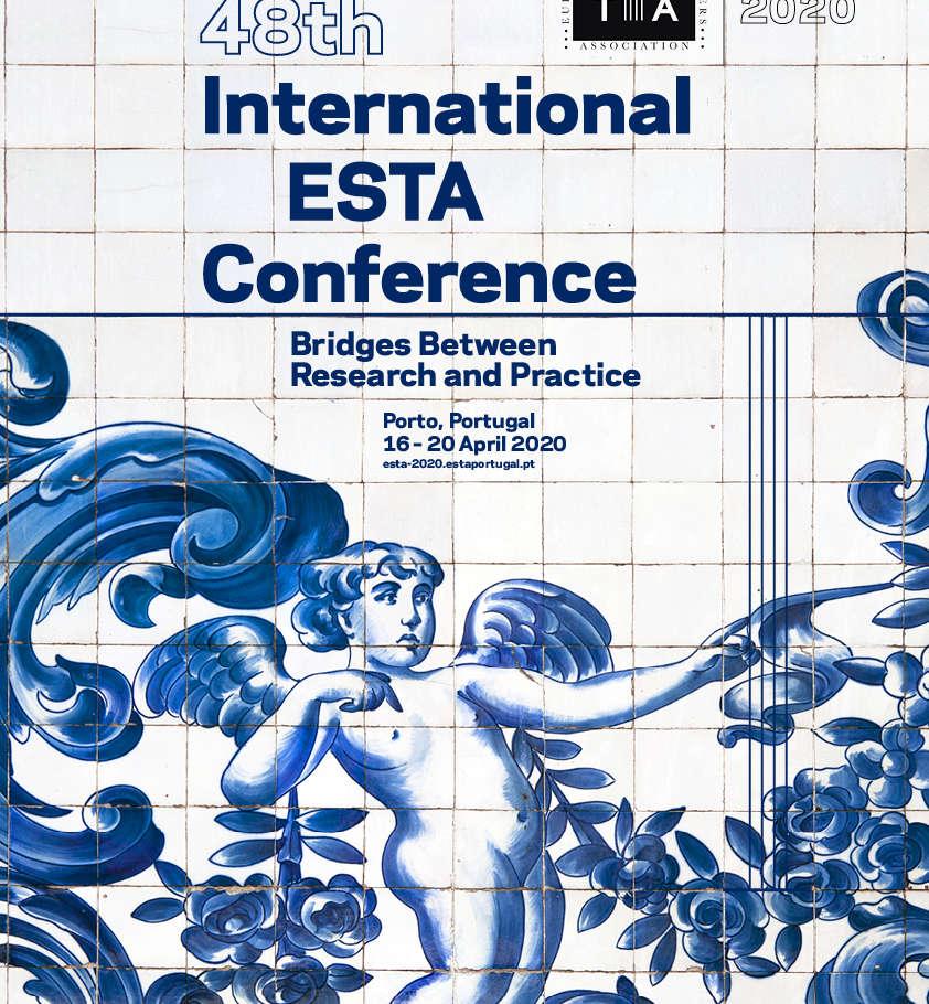 48th International ESTA Conference | Porto 2020